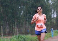 Runner Nirupama Singh