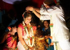 wedding rituals in an typical indian wedding