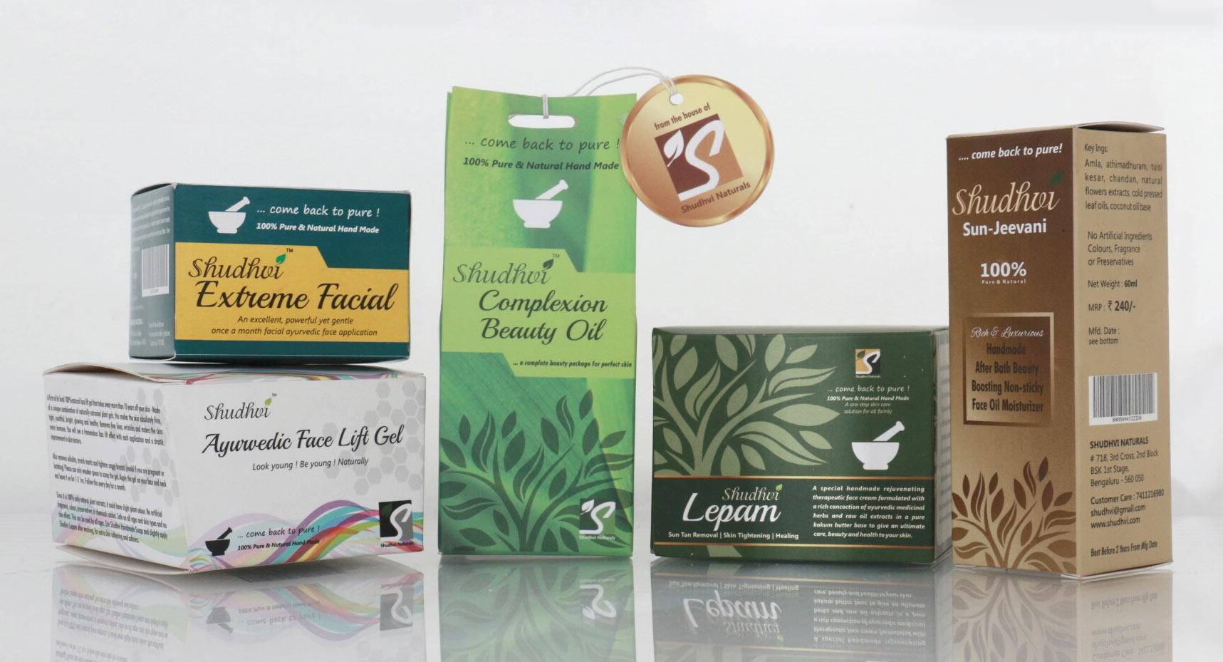 Product portfolio of a brand