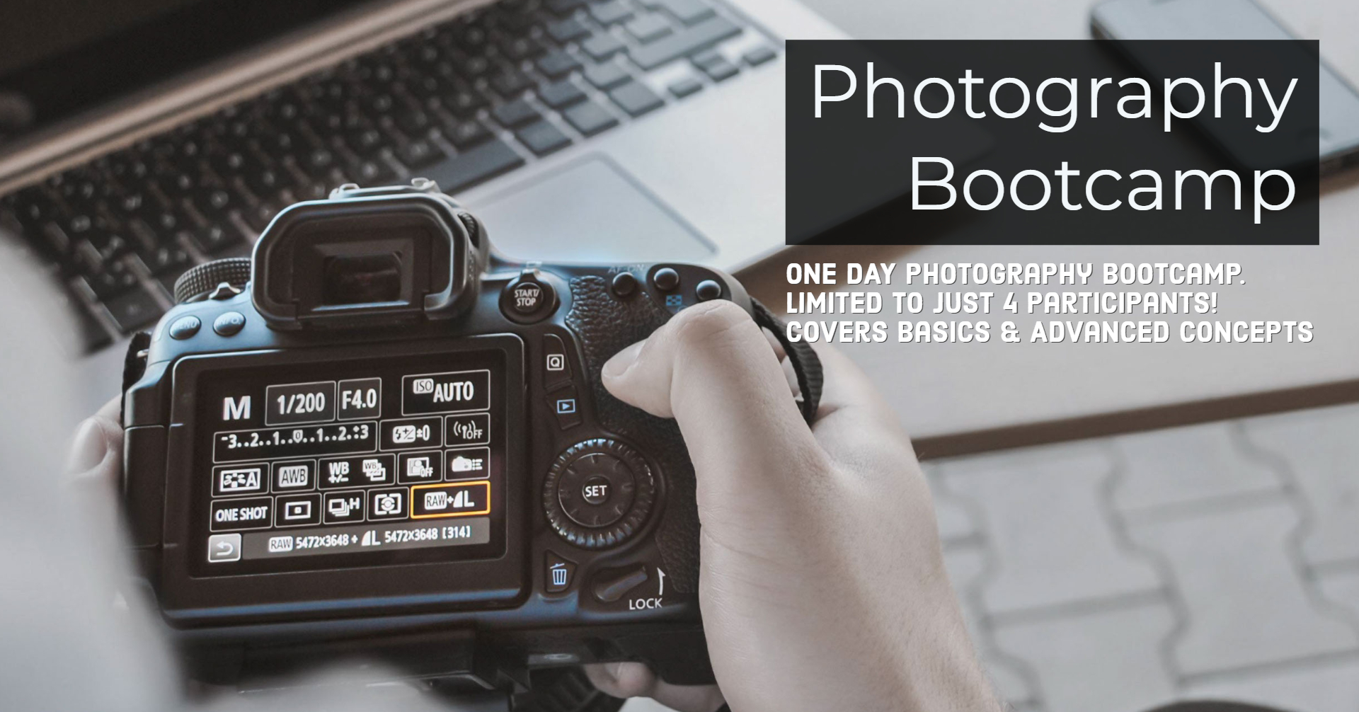 Photography Bootcamp